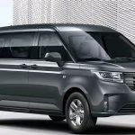 Wuling Luncurkan Versi Terbaru untuk MPV 9 Penumpangnya, Zhengcheng