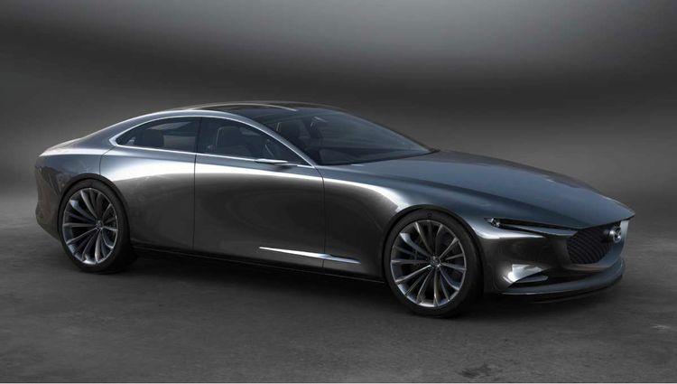 Next Gen Mazda 6 2023, Bagaimana Tampilannya?
