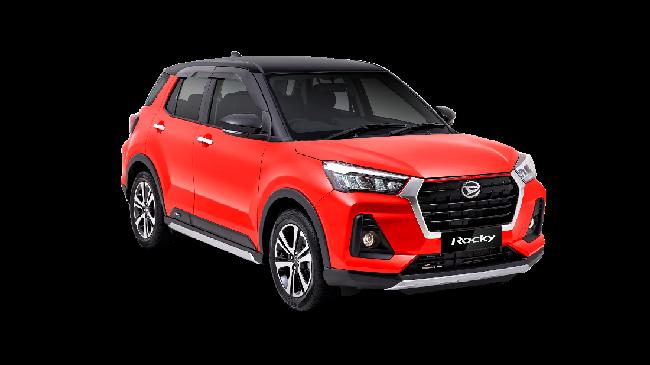 Daihatsu Rocky akan Hadir Dalam Mesin Hybrid