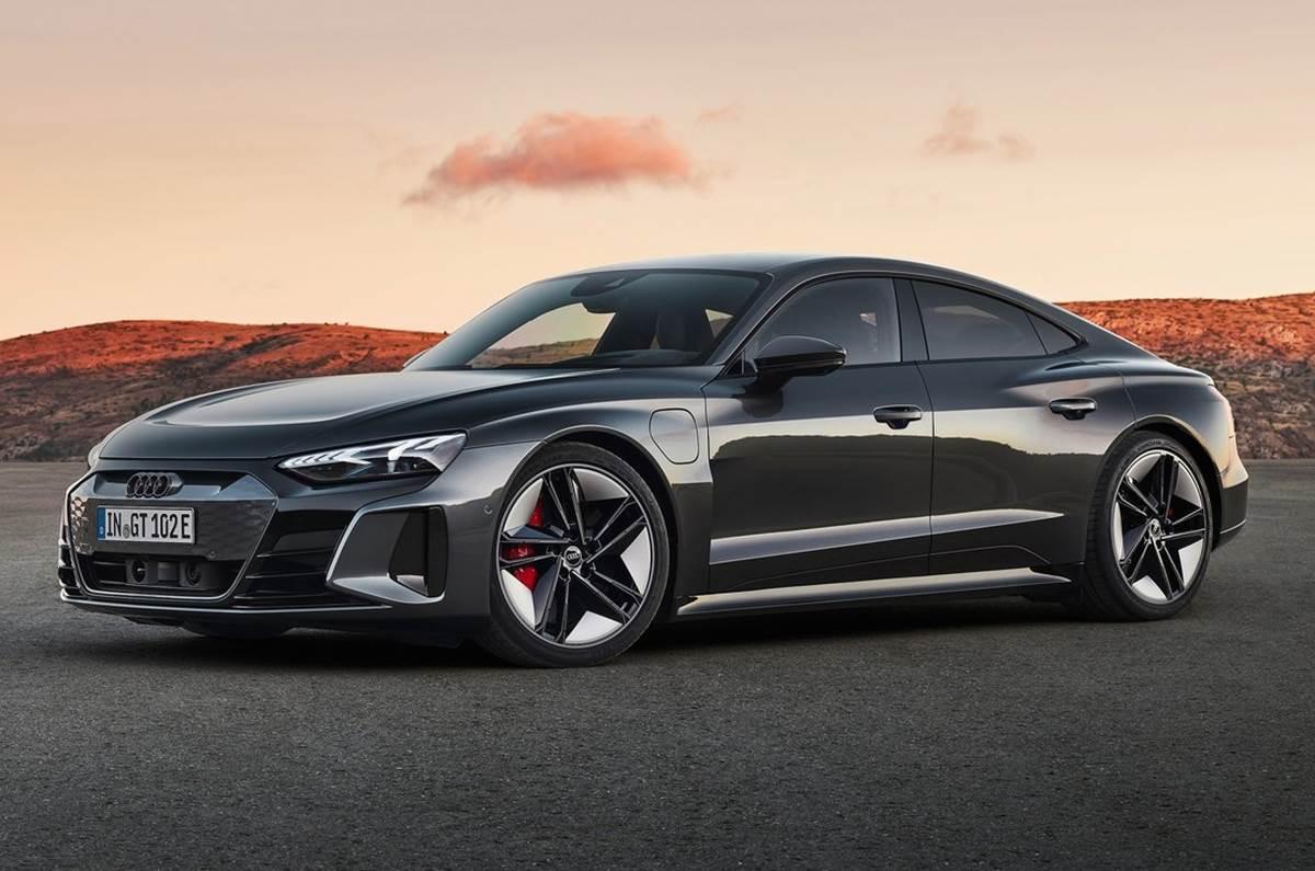 Audi Luncurkan Mobil Listrik e-Tron GT di India